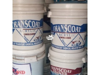Transcoat Acrylic Emulsion Paint in  Karu, Abuja for Sale