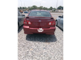 Used Toyota Corolla 2006 in Kubwa, (Abuja) FCT for Sale