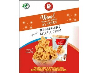 Akara Chips in Ikeja, Lagos for Sale
