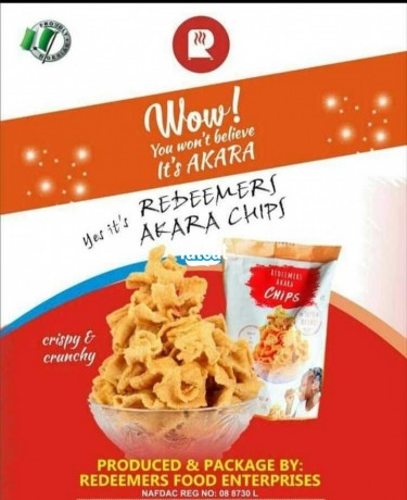 Classified Ads In Nigeria, Best Post Free Ads - akara-chips-in-ikeja-lagos-for-sale-big-0