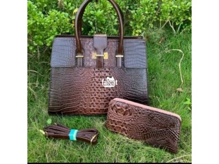 Ladies Leather Handbags in Nyanya, (Abuja) FCT for Sale
