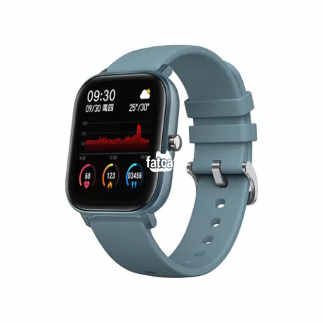 Classified Ads In Nigeria, Best Post Free Ads - new-p8-smart-watch-in-ikeja-lagos-for-sale-big-3
