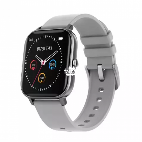 Classified Ads In Nigeria, Best Post Free Ads - new-p8-smart-watch-in-ikeja-lagos-for-sale-big-1