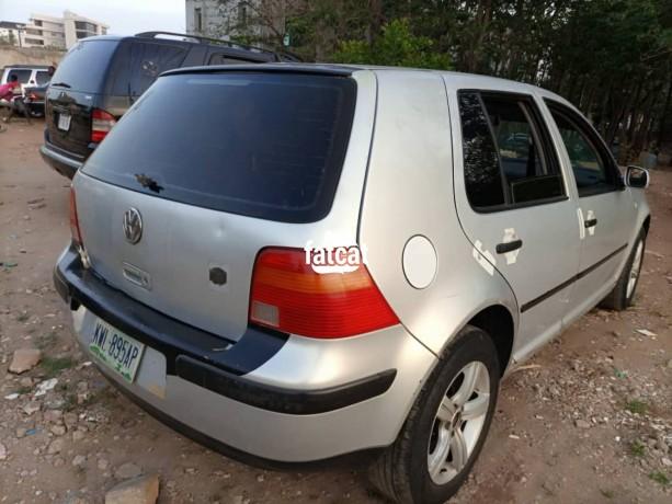 Classified Ads In Nigeria, Best Post Free Ads - used-volkswagen-golf-2005-in-gaduwa-abuja-for-sale-big-0