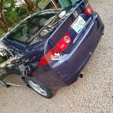 Classified Ads In Nigeria, Best Post Free Ads - used-honda-accord-2003-in-abuja-for-sale-big-4