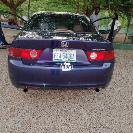Classified Ads In Nigeria, Best Post Free Ads - used-honda-accord-2003-in-abuja-for-sale-big-0