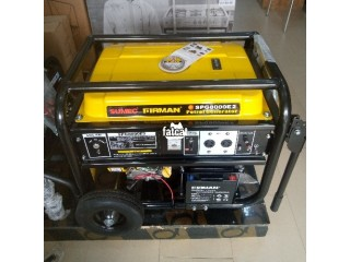 Sumec Firman Generator in Wuse, (Abuja) FCT for Sale