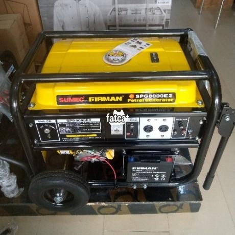 Classified Ads In Nigeria, Best Post Free Ads - sumec-firman-generator-in-wuse-abuja-for-sale-big-0