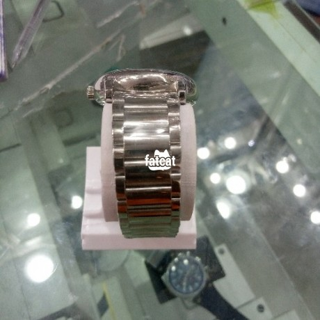Classified Ads In Nigeria, Best Post Free Ads - micheal-kors-and-emporio-armani-wrist-watch-in-wuse-abuja-for-sale-big-3