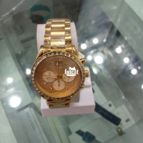 Classified Ads In Nigeria, Best Post Free Ads - micheal-kors-and-emporio-armani-wrist-watch-in-wuse-abuja-for-sale-big-0