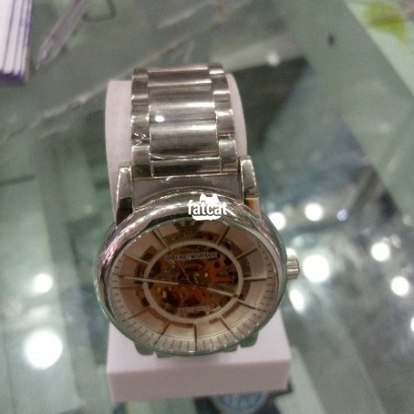 Classified Ads In Nigeria, Best Post Free Ads - micheal-kors-and-emporio-armani-wrist-watch-in-wuse-abuja-for-sale-big-2