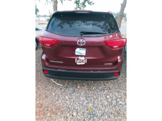 Used Toyota Highlander 2017 in Gwarinpa, (Abuja) FCT for Sale