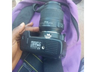 Nikon D60 Camera in Wuse, (Abuja) FCT for Sale
