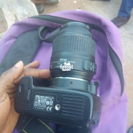 Classified Ads In Nigeria, Best Post Free Ads - nikon-d60-camera-in-wuse-abuja-for-sale-big-2