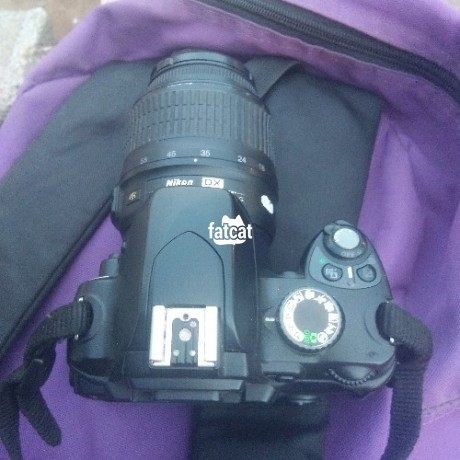 Classified Ads In Nigeria, Best Post Free Ads - nikon-d60-camera-in-wuse-abuja-for-sale-big-1