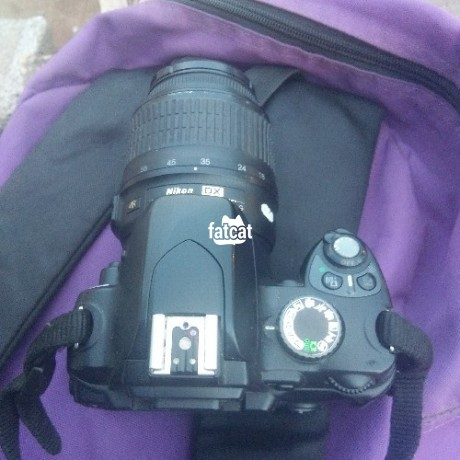 Classified Ads In Nigeria, Best Post Free Ads - nikon-d60-camera-in-wuse-abuja-for-sale-big-3