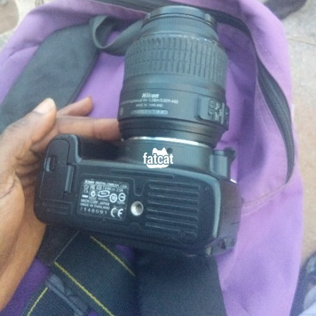 Classified Ads In Nigeria, Best Post Free Ads - nikon-d60-camera-in-wuse-abuja-for-sale-big-0