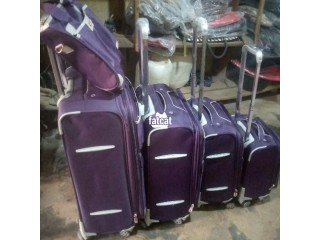 Set of Luggage Bags in Mararaba, (Abuja) FCT for Sale