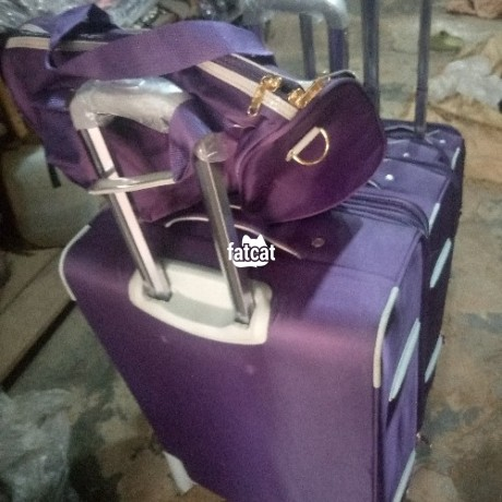 Classified Ads In Nigeria, Best Post Free Ads - set-of-luggage-bags-in-mararaba-abuja-for-sale-big-1