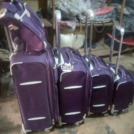 Classified Ads In Nigeria, Best Post Free Ads - set-of-luggage-bags-in-mararaba-abuja-for-sale-big-0