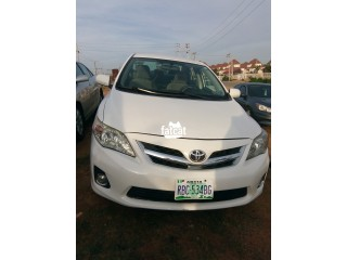 Used Toyota Corolla 2012 in Apo District, (Abuja) FCT  for Sale