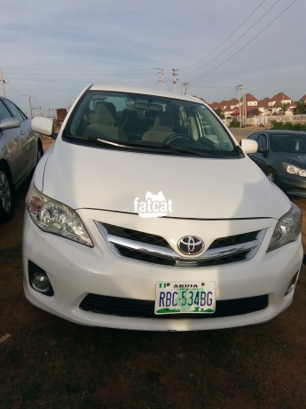Classified Ads In Nigeria, Best Post Free Ads - used-toyota-corolla-2012-in-apo-district-abuja-for-sale-big-0