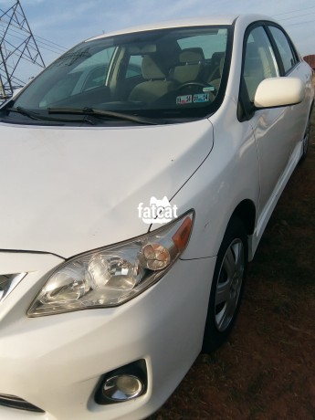 Classified Ads In Nigeria, Best Post Free Ads - used-toyota-corolla-2012-in-apo-district-abuja-for-sale-big-1