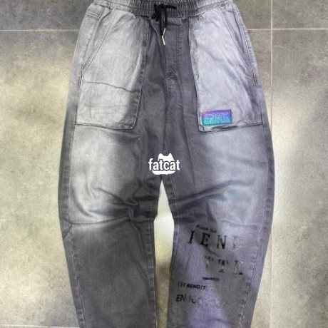 Classified Ads In Nigeria, Best Post Free Ads - quality-mens-joggers-trousers-in-mararaba-abuja-for-sale-big-4