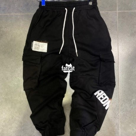 Classified Ads In Nigeria, Best Post Free Ads - quality-mens-joggers-trousers-in-mararaba-abuja-for-sale-big-0