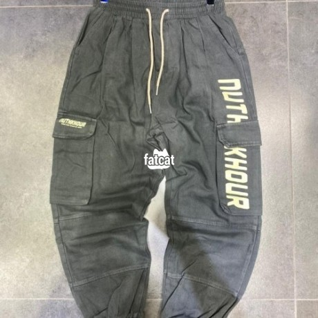 Classified Ads In Nigeria, Best Post Free Ads - quality-mens-joggers-trousers-in-mararaba-abuja-for-sale-big-1