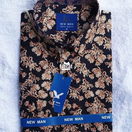 Classified Ads In Nigeria, Best Post Free Ads - vintage-design-shirts-in-lagos-island-lagos-for-sale-big-1