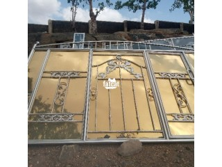 Stainless Security Gate in Kurudu, (Abuja) FCT for Sale