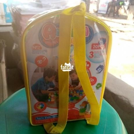 Classified Ads In Nigeria, Best Post Free Ads - children-building-block-in-mararaba-abuja-for-sale-big-2