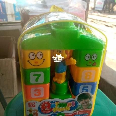 Classified Ads In Nigeria, Best Post Free Ads - children-building-block-in-mararaba-abuja-for-sale-big-1