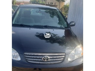 Used Toyota Corolla 2004 in Galadimawa, (Abuja) FCT for Sale