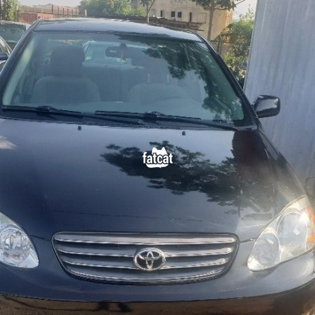 Classified Ads In Nigeria, Best Post Free Ads - used-toyota-corolla-2004-in-games-village-abuja-for-sale-big-0
