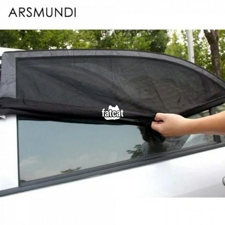 Classified Ads In Nigeria, Best Post Free Ads - car-rear-windows-sun-shade-mesh-cover-big-1