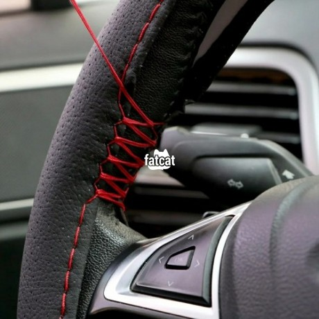 Classified Ads In Nigeria, Best Post Free Ads - car-maker-original-soft-leather-steering-wheel-cover-diy-big-2