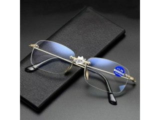 Frameless Bifocal Reading Glasses Anti Blue Ray in Ikorodu, Lagos for Sale