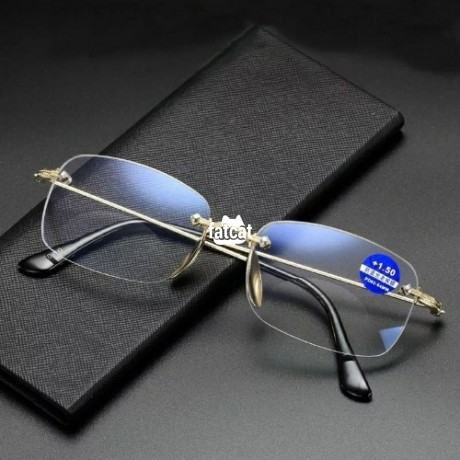 Classified Ads In Nigeria, Best Post Free Ads - frameless-bifocal-reading-glasses-anti-blue-ray-in-ikorodu-lagos-for-sale-big-0