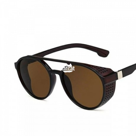 Classified Ads In Nigeria, Best Post Free Ads - men-punk-retro-sunglasses-designer-goggles-glasses-in-ikorodu-lagos-for-sale-big-1