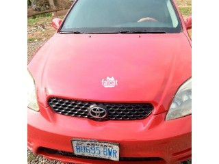 Used Toyota Matrix 2005 in Abuja, FCT for Sale