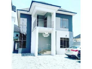 4 Bedroom Detached Duplex with BQ in Port-Harcourt, Rivers to Let