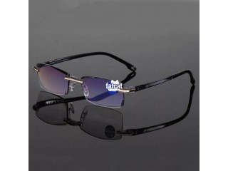 Reading Glasses Anti Blue Light Rimless