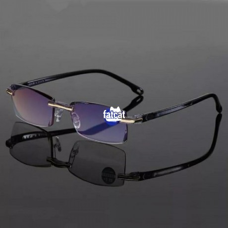 Classified Ads In Nigeria, Best Post Free Ads - reading-glasses-anti-blue-light-rimless-in-ikorodu-lagos-for-sale-big-0