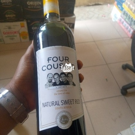 Classified Ads In Nigeria, Best Post Free Ads - four-cousins-red-wine-in-utako-abuja-fct-for-sale-big-0