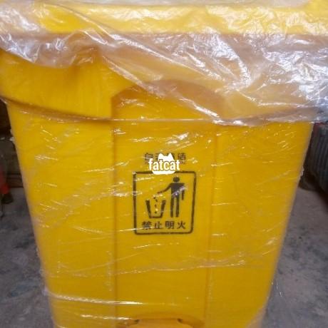 Classified Ads In Nigeria, Best Post Free Ads - plastic-waste-bins-in-utako-abuja-for-sale-big-0