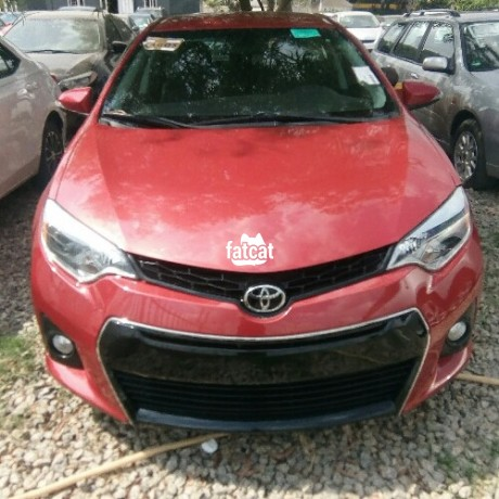 Classified Ads In Nigeria, Best Post Free Ads - used-toyota-corolla-2015-in-katampe-abuja-for-sale-big-1