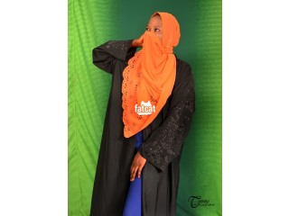 Vintage Abaya
