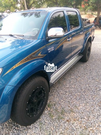 Classified Ads In Nigeria, Best Post Free Ads - used-toyota-hilux-2014-in-kubwa-abuja-for-sale-big-4